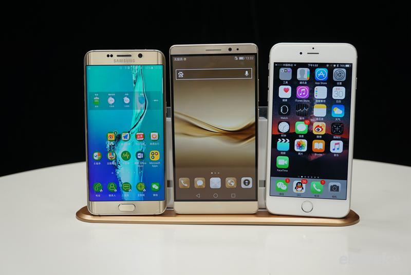 中国手机品牌让苹果机在国内市场锐减291亿