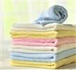 供应全竹小童巾  天然竹纤维材质 爽滑贴心