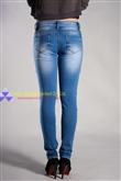 中高档女装牛仔裤生产