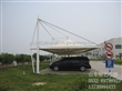 诸城膜结构高密车棚遮阳棚