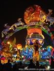 供中国自贡华溢彩灯文化制作承接工程