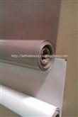 进口铁氟龙高温布 隔热布 0.13mm厚 咖啡色