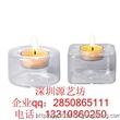 深圳亚克力烛台生产厂家 有机玻璃烛台生产厂家 源艺坊