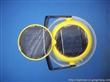广州厂家供应9led太阳能多功能手提灯(双太阳能板)