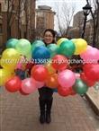 河北保定 专业定做各种广告气球 异形气球