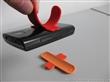 创意啪啪手机支架,魔术触摸手机支挣架 迷你硅胶手机座