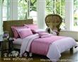 长春宾馆酒店床上用品厂家批发 吉林酒店床单被套批发定做