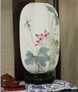 苏州专业供应各种造型的布艺台灯