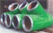 圣天Q235大口径三通、Q235大型对焊三通、三通厂家