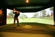 福州室内高尔夫模拟器全球通VIP练习室