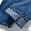 2014春装韩版潮流男装男士牛仔裤XNZ浅蓝男式直筒青少年牛仔裤