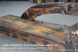 中山老渔夫船木沙发