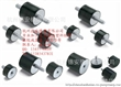 浙江厂家 硅橡胶制品 橡胶减震器 橡胶减震垫 20X30mm
