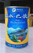 425g/7113盐水巴浪鱼罐头 出口盐水巴浪鱼罐头 出口罐头生产厂家