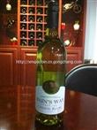 南非原装进口 贝恩斯维白诗南干白葡萄酒