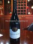 南非原装进口 贝恩斯维西拉子干红葡萄酒