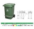 湖北塑料垃圾桶,厦门塑料垃圾桶供应商一鼎