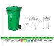 四川塑料垃圾桶供应商一鼎,福建塑料垃圾桶