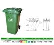 厦门塑料垃圾桶批发,湖南塑料垃圾桶供一鼎
