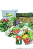 荣福源礼品盒装蔬菜,西安绿色蔬菜,