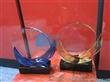成都水晶奖牌 企业加盟纪念品定制 员工大会纪念品制作