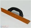 批发塑柄铝板橙色橡胶发泡抹泥板
