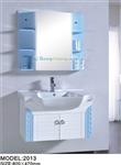 供应PVC浴室柜2013