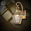 供应雷卡纳蒂玻璃焊锡灯欧式户外壁灯/高档全铜灯饰灯具