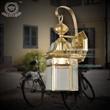 供应雷卡纳蒂 全铜灯饰 花园壁灯 户外庭院灯 欧式壁灯