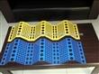 山西煤场金属防风抑尘网,防风抑尘板,金属喷塑防尘网厂家。