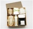SPA香薰蜡烛套装工艺蜡烛配香台沐浴用品及美容按摩用品