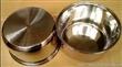批发装甜品的容器锅 不锈钢厨具价格报价生产厂家不粘锅21X11CM