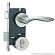 门锁,锌合金平开门锁,南特高档房门锁,门窗配件,南特门锁滑轮