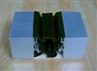橡胶嵌平型外墙变形缝装置