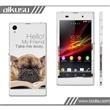 专业生产手机装饰贴纸L39h(XperiaZ1)美化贴纸