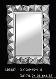 卫浴镜、梳妆镜、玄关镜