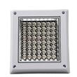LED厨卫灯 天花灯 格栅灯 方形明装透明 瑞喜4W 3014峰瑞科技