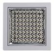 LED厨卫灯 天花灯 格栅灯 方形暗装透明 瑞喜6W 3014峰瑞科技