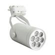 LED导轨射灯 单头LED轨道灯 LED射灯 瑞祥大功率7W 峰瑞科技