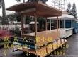 仿木售货车,仿木售货亭,仿木小吃亭