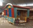 时尚小吃车,可爱小吃车,景观售货亭