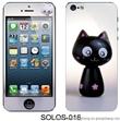 新品上市 夜光浮雕iphone5/5S彩膜 iphone手机贴膜