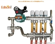 山东地暖设计施工山东家庭地暖系统济南众众电气