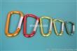 厂家供应不同款式登山扣、彩色爬山扣 钩 弹簧扣
