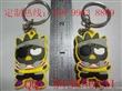 广东PVC软胶钥匙扣定制|个性可爱卡通钥匙扣定做 来图定制