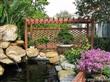济南木塑花架,塑木花架,塑木廊架,木塑廊架
