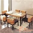 【藤餐桌椅】,餐厅藤餐桌椅,酒店藤餐桌椅,广靓源家具