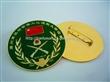 北京哪里卖西服徽章好,西装佩戴胸前领子章,上海金属徽章厂定做