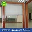 广州中空百叶玻璃 电动中空百叶玻璃 磁控中空百叶玻璃