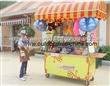 上海可移动售货车 售货亭